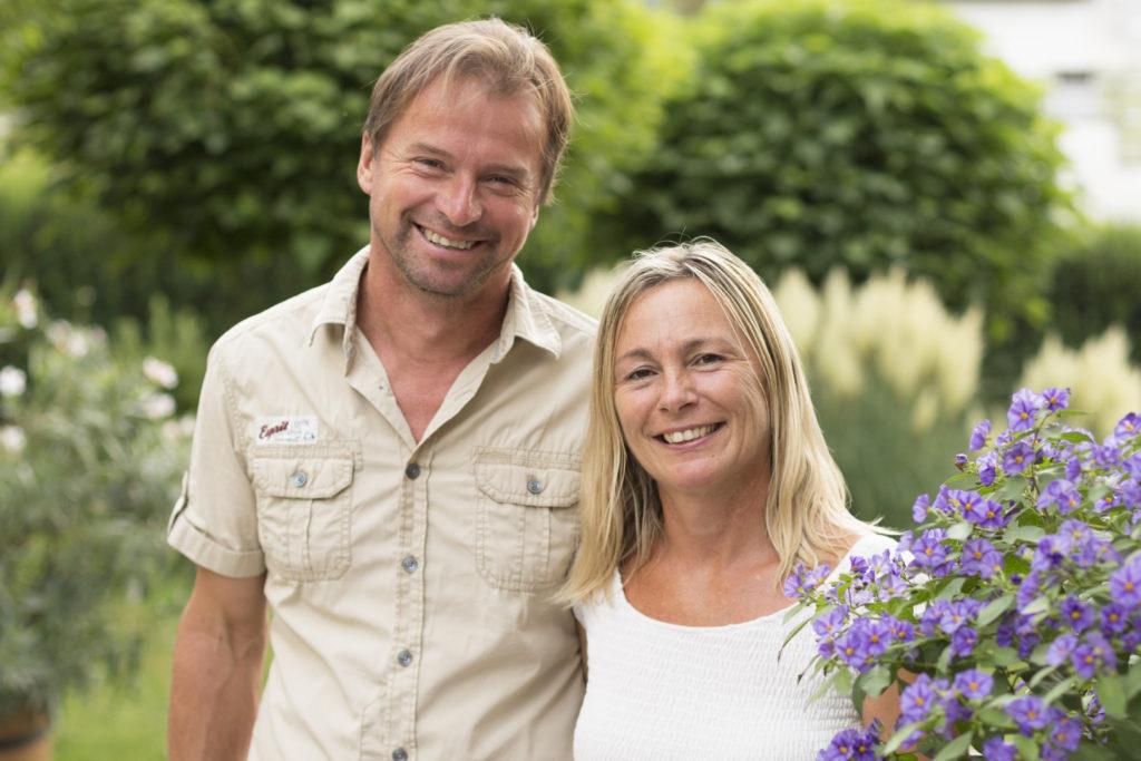 Toni und Margit