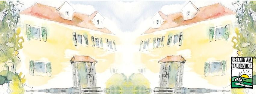 Bauernhof Zoller gemalt
